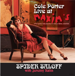 spider saloff - cole porter live at maxim's