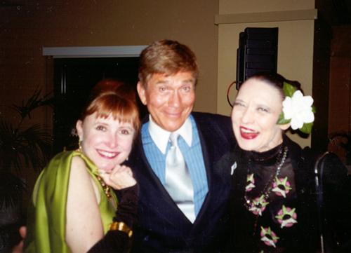 Spider, Ronnie White, Julie Wilson