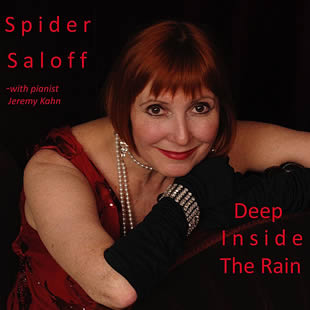 deep inside the rain cd