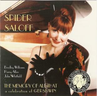 spider saloff - gershwin